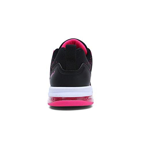 Sneakers Jogging D'Air Multisport Femme Course Maille Chaussure Bulle Mode L Basket Outdoor pour Homme de Mesh Running wqUwF86