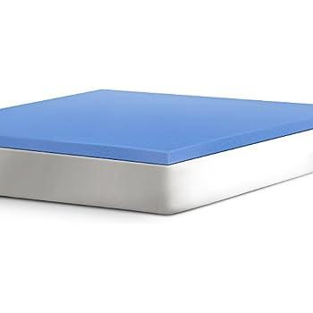 Amazon Com Serta 2 Quot Support Gel Infused Memory Foam