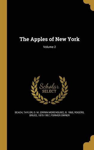Download The Apples of New York; Volume 2 PDF