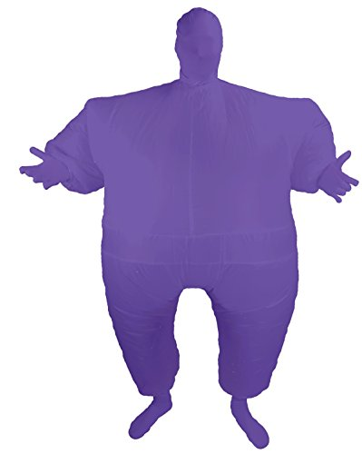 Suit Inflatable Blow up Full Body Jumpsuit Costume -