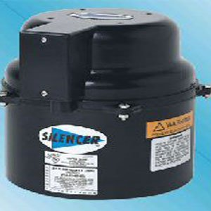 Silencer Spa Air Supply Blower 2.0HP 220V 6320220F