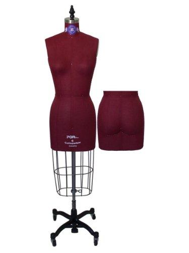 Manne-King Linen Dressmaker Pinnable Tailor Dress Display...