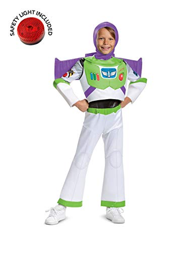 Buzz Lightyear Costumes Kit - Buzz Lightyear Costume Kit with Safety