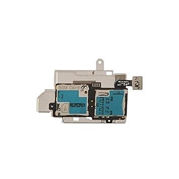 Mantel lector tarjeta SIM Micro SD para Samsung Galaxy S3 ...