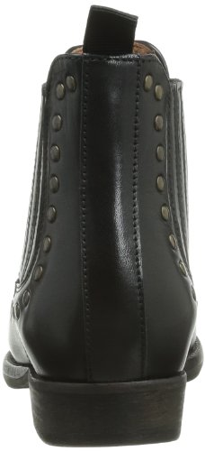 Pastelle Renee - Botas de cuero mujer negro - negro