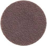 Norton R228 Metalite Speed-Lok Abrasive Disc, Cloth Backing, TR, Aluminum Oxide, 2'' Diameter, Grit 36 (Pack of 100)