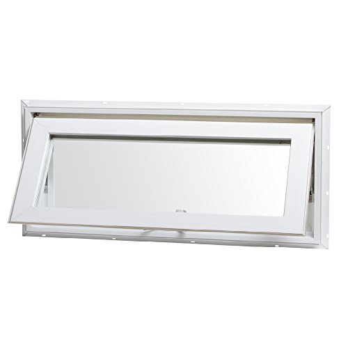 Insulated Vinyl Windows - Park Ridge Products Insulated Park Ridge VAW3216PR Vinyl Awning Window, 32
