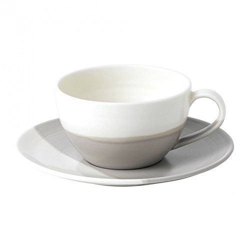 (Royal Doulton Coffee Studio Cappuccino Cup & Saucer)