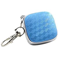 iChildguard ABS and Metal Mini GPS Tracker Pandent for Kids (Blue)