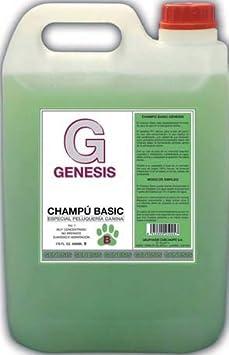 TODOPETS CHAMPU Genesis Basic 5L