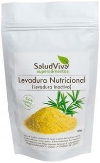 Levadura Nutricional 125 Gr de Salud Viva