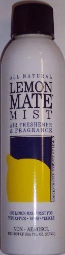 Lemon Mate Mist Air Freshener 7oz by (Orange Mate Mist Lemon)