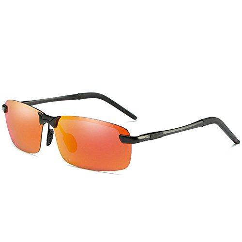 Lunettes Sport Lunettes Orange Premium de Ombre Jour ébtPDv1M4H1vsement par Nuit soleil Mode Conduite Pluie Anti Polarisées SpqIF