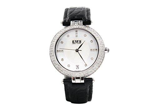 Effy White Sapphire 2.52 ct Unisex Luxury New Unique Brand Exotic - Watch Effy