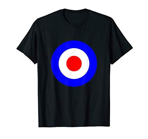 Classic Mod Target Tee Shirt