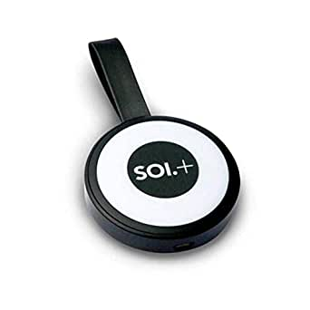 SOI. The Original Handbag Light: No More Searching in Your Bag/Purse, Automatic Motion Sensor, Light Switches On with Moving Hand, Automatically Turns Off in 10 Seconds, Made in Germany (Normal)