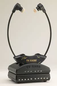 tv ears amazon. new-tv ears professional w/ 2 headsets - tv-10241 tv amazon m