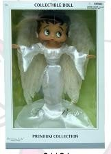 Precious Kids 31184 Angel Betty- Betty Boop Fashion Doll by Betty Boop