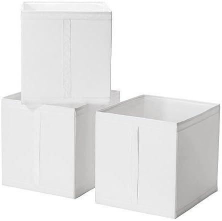 Ikea - Caja de almacenaje, 31x34x33 cm (001.863.95): Amazon.es: Hogar