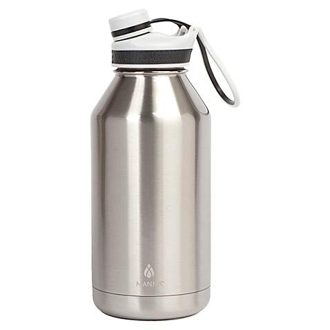 64 oz. Ranger PRO Stainless Steel/Polypropylene Construction Insulated Growler