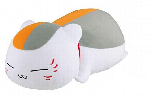 Natsume's Book of Friends: Nyanko Sensei Close Eyes Stuffed Plush 16
