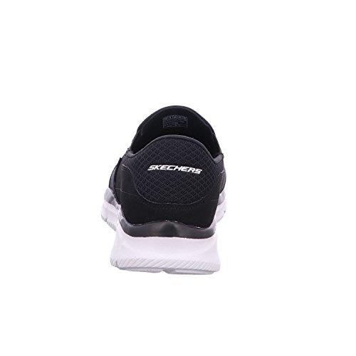 Uomo Sneakers da nbsp;Persistent Equalizer Skechers Nero Nero q0fARnw
