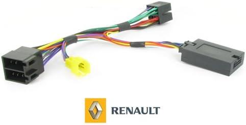 de Volant Renault Clio 2 Espace 3 Kangoo 1 Laguna 1 Adaptateur Autoradio