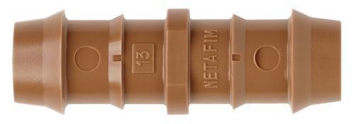 Netafim Hydro Flow 17 mm Insert Coupling 25//Bag