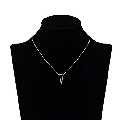 Boosic Lariat Necklace Minimal Women