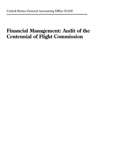 Financial Management: Audit of the Centennial of Flight Commission