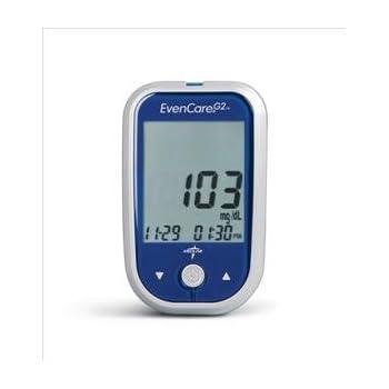 Amazon Com Evencare G2 Blood Glucose Monitoring System