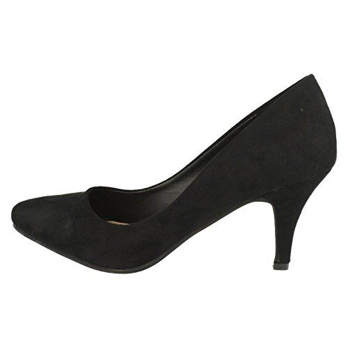 Spot On - Zapatos de vestir para mujer negro - negro