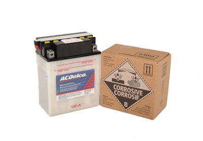 ACDelco AB12CA Specialty Conventional Powersports JIS 12C-A Battery by ACDelco (Image #5)