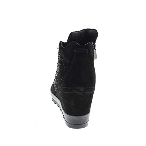 B Sneaker Co 400 8801 amp; Nero Taglia Igi 40 Alta tw1AFnIq