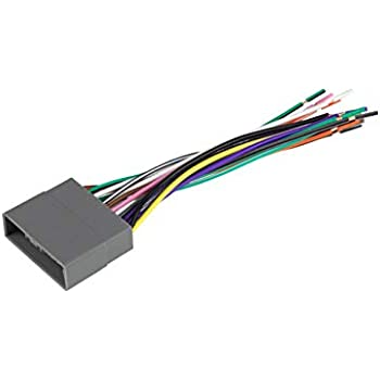 Amazon.com: Metra Electronics 40-HD10 Factory Antenna Cable ...