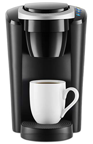 Keurig MAIN-85544 Compact Single-Serve K-Cup Pod Coffee Maker, Black, 2.3,