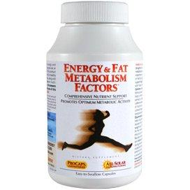 Energy & Fat Metabolism Factors 60 Capsules