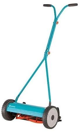 Amazon.com: Gardena Hi Cut Reel Mower, Azul: Jardín y Exteriores