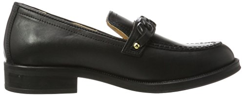 Mujer black Para Negro Mocasines Moschino black Love shoe W IxXF0FqP