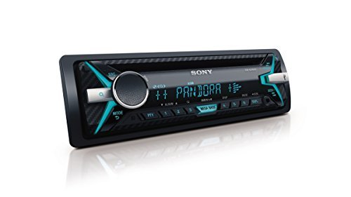 Sony CDX-G3100UP Detachable Car receiver CD Player MEGA BASS