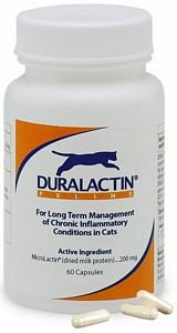 Duralactin Feline 200 mg (60 tabs)