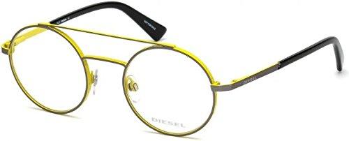 Eyeglasses Diesel DL 5272 009 matte gunmetal