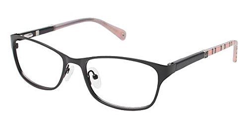 Price comparison product image Sperry Top-Sider Smith Point Eyeglass Frames - Frame MATTE BLACK, Size 51/16mm