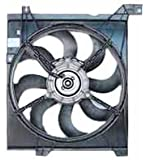 TYC 600890 Kia Spectra Replacement Radiator Cooling Fan Assembly