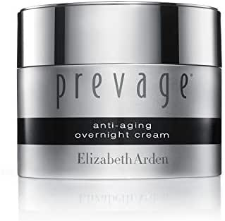 Elizabeth Arden Prevage Anti-Aging Overnight Cream, Face Moisturizer with Idebenone, 1.7oz
