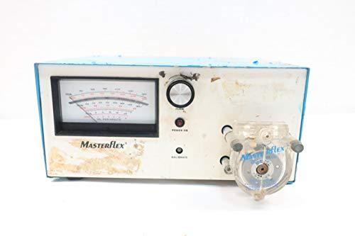 COLE-PARMER 7565-10 MASTERFLEX PERISTALTIC Pump 115V-AC D633473