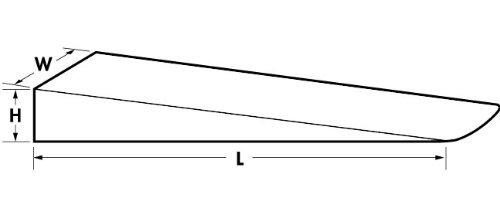 Ajax Tools A888 Wedge 2 x 12