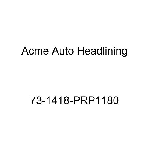 Acme Auto Headlining 73-1418-PRP1180 Sandalwood Replacement Headliner (1973 Chevrolet Bel Air, Caprice and Impala Wagon (8 Bow)) Chevrolet Bel Air Headliner
