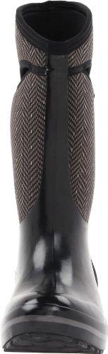 Tall Herringbone Grey Insulated Black Boot Women's Plimsoll Waterproof Bogs 6Eq8xtTwn