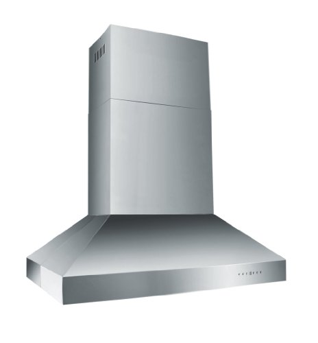 Z Line 697-48 Stainless Steel Wall Mount Range Hood, 48-Inch - Directional Vent Kit